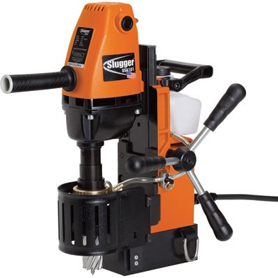Review Fein Slugger Magnetic Drill Press - 1 1/2in. Dia. Drill Capacity, Model# USA 101