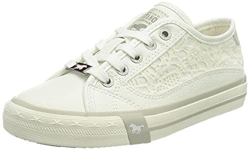 MUSTANG Mädchen 5024-307-203 Sneaker, ice, 35 EU