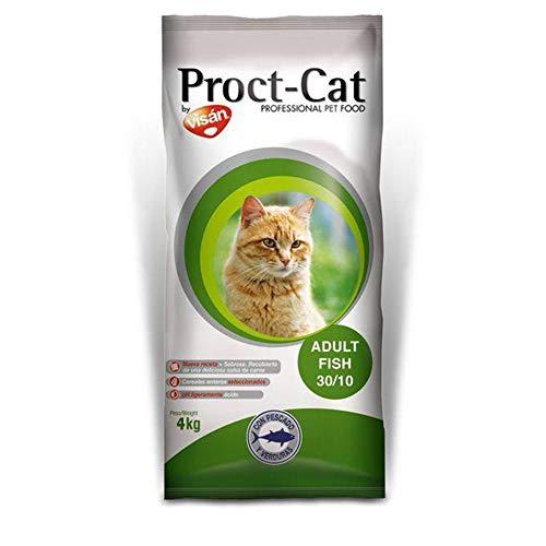 Pienso para Gatos Proct-Cat Pescado 30/10 - Peso - 4kg