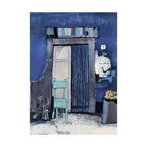 Fertig-Bild - Rosina Wachtmeister: Via Galileo Galilei IV 40 x 56 cm