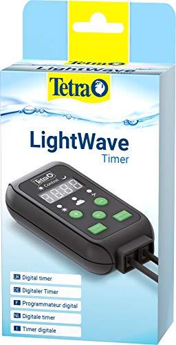 Tetra LightWave Timer (geeignet für Tetra LightWave LED-Leuchten) ermöglicht Zusatzfunktionen (z.B. Sonnenauf- und Sonnenuntergänge)