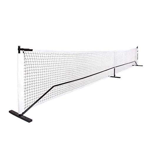 Portable Tennis Badminton Net Set, Net for Tennis, Soccer Tennis, Pickleball, Kids Volleyball for Indoor or Outdoor Court, Beach