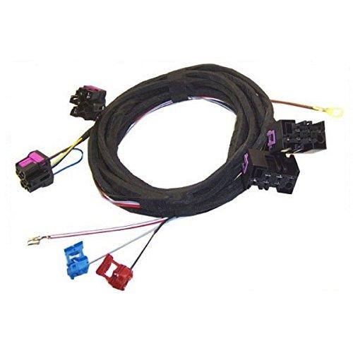 Kompletter Kabel Kabelbaum Nachrüstung Original Sitzheizung Links + Rechts mit Steckern