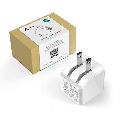 AUKEY『USB充電器ACアダプター2ポート(PA-U32)』