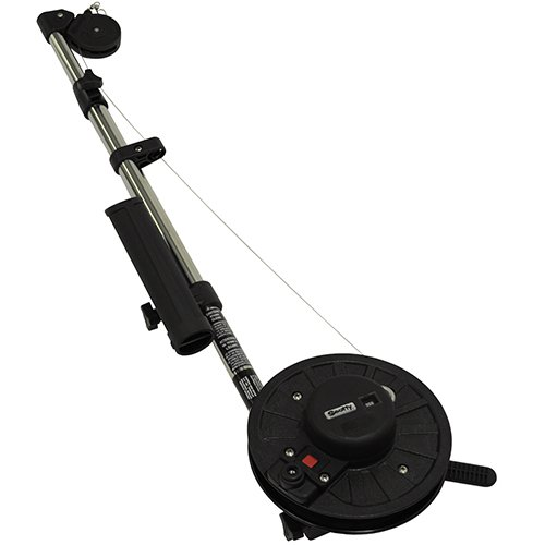 Scotty Longarm 60 Combo Pack Manual Downrigger with 60-Inch Boom