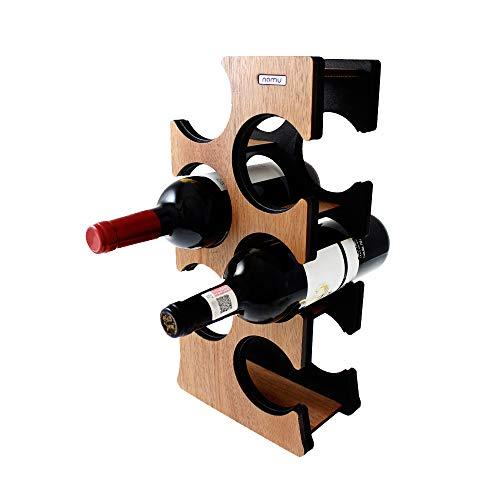 vinoteca 4 botellas vertical de la marca G4