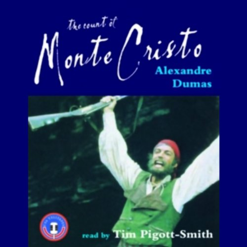 The Count of Monte Cristo [Abridged] cover art