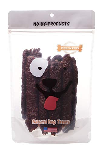 Just Chicken for Dogs - Jerky Strips Made with 100% Chicken with Liver (2 Pound Bag)