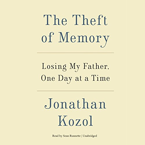 The Theft of Memory audiobook cover art