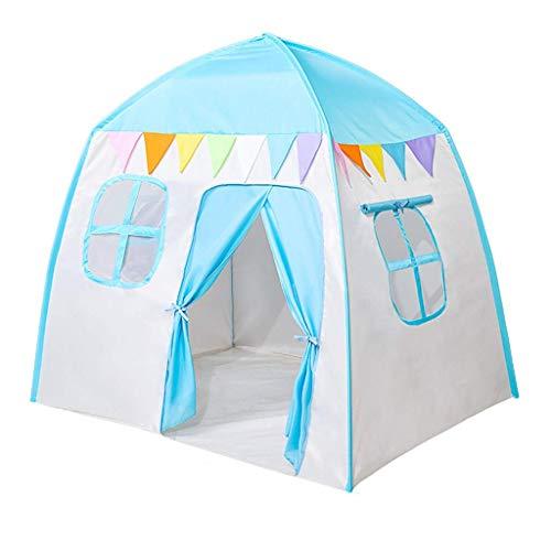 Pkfinrd Tents Familie Spelletjes, Kinderen Lezen Hoek Baby Kruipen Game Huis/Verwijderbaar Design/130 * 100 * 130cm