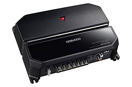 Kenwood KAC-5207 Stereo Bridgeable Amplifier (Renewed)