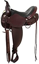 Circle Y Daisetta Cordura Trail Saddle