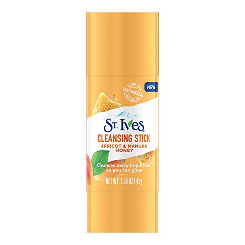 St. Ives Cleansing Stick, Apricot & Manuka Honey 1.6 oz