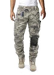 Survival Tactical Gear Men's Pants