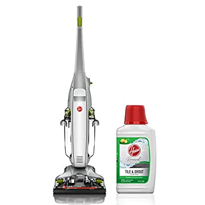 Hoover FloorMate Deluxe Hard Floor Cleaner with Tile & Grout 32oz Solution