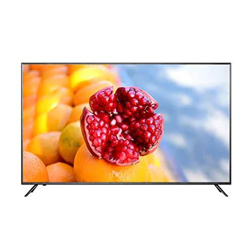 Televisor Delgado con LED Inteligente 4K Ultra HD HDR, TV de Red WiFi Inteligente Android de 4 núcleos, Pantalla LCD a Prueba de explosiones de protección Ocular IPS, proyección inalámbrica WiFi