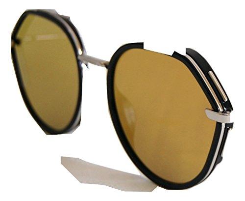 Dior Gafas de Sol 0219S BLACK/BROWN hombre