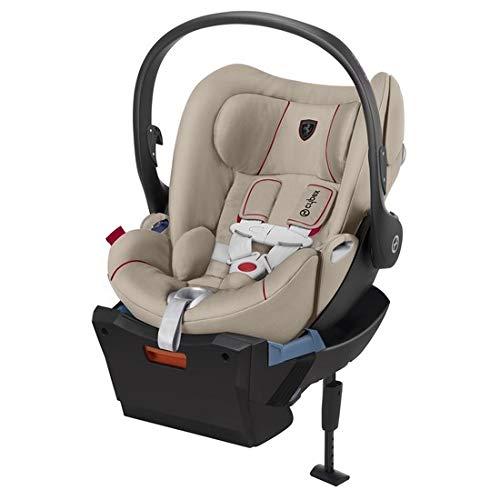 Cybex Ferrari Collection Cloud Q Infant Car Seat, Grey