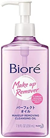 Bior J Beauty Makeup Removing Cleansing Oil 7 8 Ounces Top Japanese Makeup Remover Oil Based product image