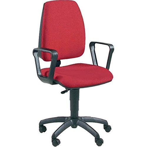 Ergosit Paddy - Sedia da ufficio con rotelle