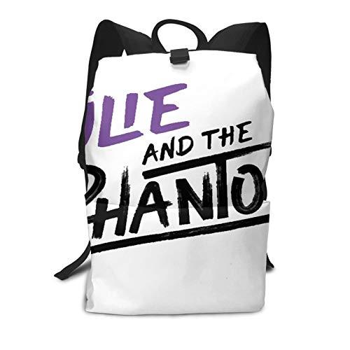 Julie and The Phantoms - Mochila de viaje para ordenador portátil, antirrobo, resistente al agua, mochila escolar