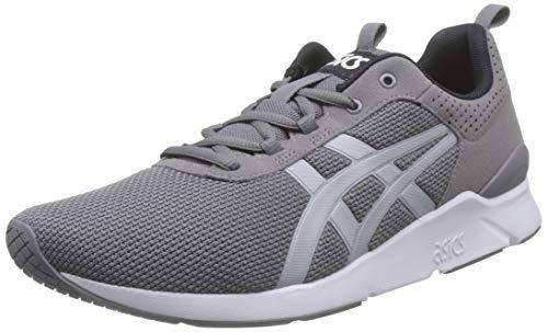 ASICS Unisex-Erwachsene Gel-Lyte Runner Laufschuhe, Mehrfarbig (Carbon/Mid Grey 020), 45 EU