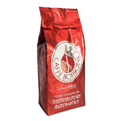 Caffè Borbone - Mélange Rouge - Confection de 6 Kg Cafè Grains