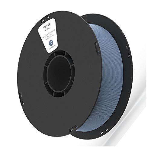 3D-Druckfilament 1 kg, PLA K5M Matte Texture Filament 1,75 mm, wird für 3D-Drucker und 3D-Stift verwendet-Meeresblau