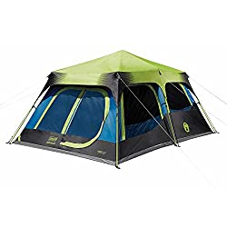 Coleman Cabin Tent - Blocks Sunlight