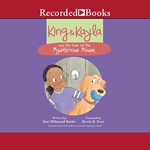 Couverture de King & Kayla and the Case of the Mysterious Mouse