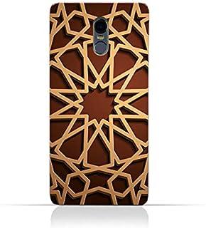 AMC Design Cases & Covers Lava A3 - Brown & Beige