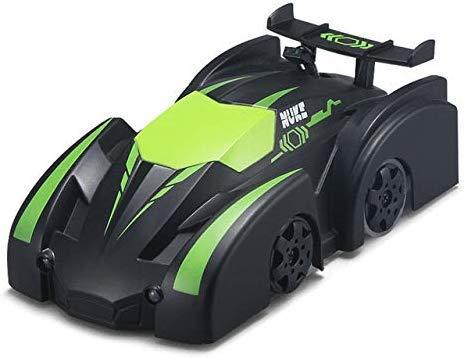 JUGUETE F RC Cars, Toy Car Race Muro De Escalada, Rocódromo Modo...