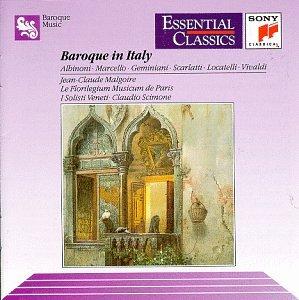 Price comparison product image Albinoni / Vivaldi / Marcello / Geminiani / Scarlatti / Locatelli: Baroque in Italy