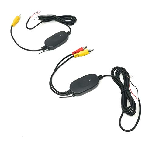 Kit Trasmettitore E Ricevitore Video Wireless Per Auto Telecamera Retromarcia