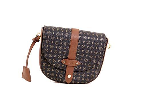 Pollini Damen Tasche TE8425 PP05Q HERITAGE MULTICOLOR, Mehrfarbig Einheitsgröße