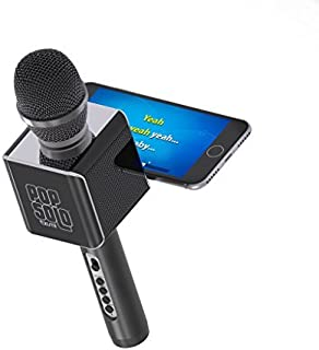 tzumi Portable Karaoke System, Black (4955-B)