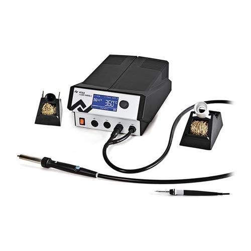 Ersa i-CON VARIO 2 Mehrkanal-Löt, Entlötstation 200 W, 230 V mit i-Tool Air S und antistatisch, 0ICV2000AI