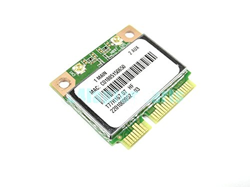 Gotor® Wifi Wireless Card for AR9287 AR5B97 Wireless BGN 300 Mbps 802.11 b/g/n Half Wifi Pci-e Card