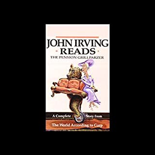 John Irving Reads cover art