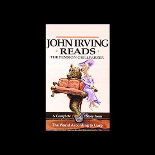 John Irving Reads audiobook cover art