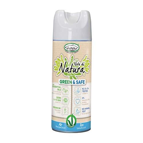 HygienFresh Note di Nature - Spray desodorante para ropa con fórmula especial para proteger tejidos y antiolores, 400 ml
