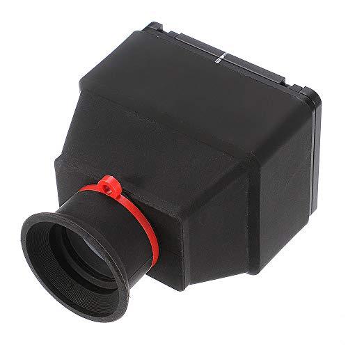 Fotga - Parasol Universal para cámara réflex Digital Nikon D90 D3100 D7000 Canon 5DII 7D 1DIV Panasonic GF1 K-7