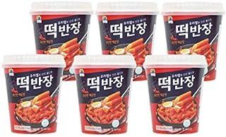 Topokki, Original aus Korea, Reiskuchen sehr sehr scharf!, T