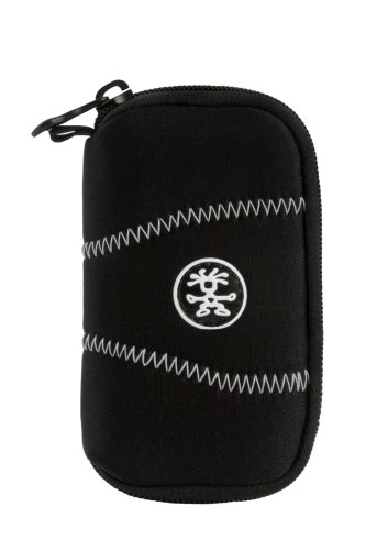 Crumpler PP 55 Compact Camera Pouch and Strap - Black