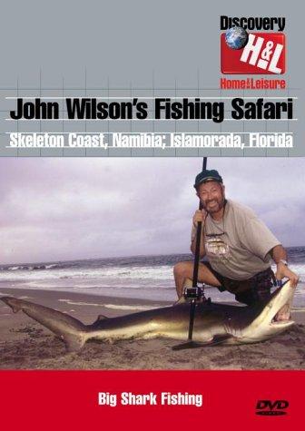 John Wilson's Fishing Safari - Namibia