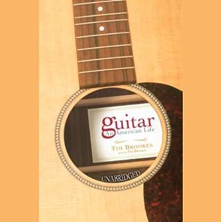 Guitar audiobook cover art