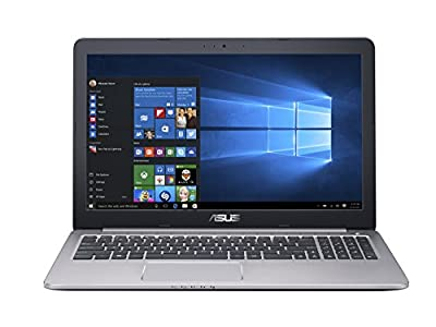 ASUS K501LX 15.6 Inch Laptop (Intel Core i7, 8 GB, 256GB SSD) NVIDIA GeForce GTX 950M- Free Upgrade to Windows 10