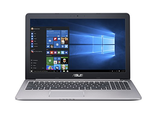 ASUS K501UX 15.6-inch Gaming Laptop (Intel Core i7 Processor, NVIDIA GTX 950M, 8GB RAM, 256GB SSD Hard Drive, Windows 10...