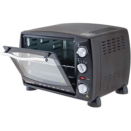 Mini horno de sobremesa 18L eléctrico FO18 Posible Compacto Eficiente 1300 W Programable 3 Modos Horneado, 230°