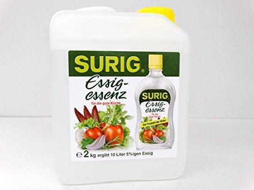 SURIG Essig-Essenz, 1er Pack (1 x 2000 g)